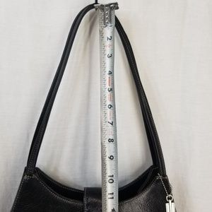 Fossil Bags - Fossil Structured Black Leather Purse NWOT